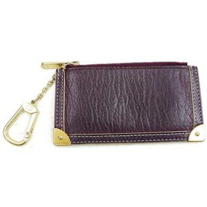 Louis Vuitton Suhali Leather Coin Purse Pochette